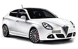 Alfa Romeo Car Hire at Malaga Airport AGP, Spain - RENTAL24H