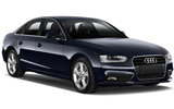 Audi Car Hire at Malaga Airport AGP, Spain - RENTAL24H