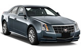 Cadillac Car Hire at Vancouver Airport International YVR, Canada - RENTAL24H