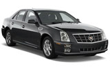Cadillac Car Hire at Tel Aviv Airport Ben Gurion TLV, Israel - RENTAL24H