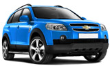 Chevrolet Car Hire at Madeira - Intl Airport - Funchal FNC, Portugal - RENTAL24H