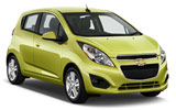 Chevrolet Car Hire at Gaborone Airport GBE, Botswana - RENTAL24H