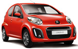 Citroen Car Hire at Athens Airport - Eleftherios Venizelos ATH, Greece - RENTAL24H