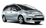 Citroen Car Hire at Malaga Airport AGP, Spain - RENTAL24H