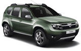 Dacia Car Hire at Athens Airport - Eleftherios Venizelos ATH, Greece - RENTAL24H
