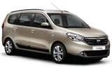 Dacia Car Hire at Malaga Airport AGP, Spain - RENTAL24H
