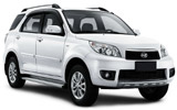 Daihatsu Car Hire at Madeira - Intl Airport - Funchal FNC, Portugal - RENTAL24H