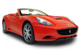 Ferrari Car Hire at Malaga Airport AGP, Spain - RENTAL24H