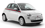 Fiat Car Hire at Sogndal Airport SOG, Norway - RENTAL24H