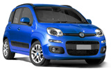 Fiat Car Hire at Amsterdam Airport - Schiphol AMS, Netherlands - RENTAL24H