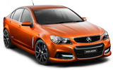 Holden Car Hire at Sydney Airport - International Terminal SYD, Australia - RENTAL24H