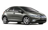 Honda Car Hire at Malaga Airport AGP, Spain - RENTAL24H