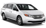 Honda Car Hire at Dubai - Intl Airport - Terminal 1 DA1, United Arab Emirates - RENTAL24H