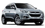 Hyundai Car Hire at Saint Pierre Airport ZSE, Réunion - RENTAL24H