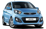 Kia Car Hire at London Airport - Gatwick LGW, United Kingdom - RENTAL24H