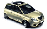 Lancia Car Hire at Malaga Airport AGP, Spain - RENTAL24H