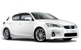 Lexus Car Hire at Amsterdam Airport - Schiphol AMS, Netherlands - RENTAL24H