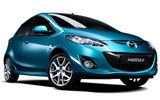 Mazda Car Hire at Athens Airport - Eleftherios Venizelos ATH, Greece - RENTAL24H