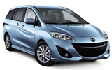 Mazda Car Hire at Tel Aviv Airport Ben Gurion TLV, Israel - RENTAL24H