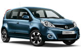 Nissan Car Hire at Madeira - Intl Airport - Funchal FNC, Portugal - RENTAL24H