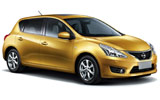 Nissan Car Hire at Sangster International Airport MBJ, Jamaica - RENTAL24H