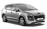 Peugeot Car Hire at Dubai - Intl Airport - Terminal 1 DA1, United Arab Emirates - RENTAL24H