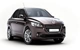 Peugeot Car Hire at Muscat Airport MCT, Oman - RENTAL24H