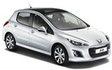 Peugeot Car Hire at Athens Airport - Eleftherios Venizelos ATH, Greece - RENTAL24H