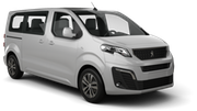 Peugeot Car Hire at Malaga Airport AGP, Spain - RENTAL24H