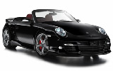 Porsche Car Hire at Sicily - Palermo Airport - Punta Raisi PMO, Italy - RENTAL24H