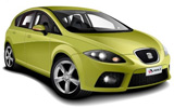 Seat Car Hire at Malaga Airport AGP, Spain - RENTAL24H
