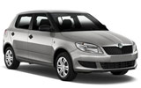 Skoda Car Hire at Saint Pierre Airport ZSE, Réunion - RENTAL24H