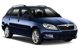 Skoda Car Hire at Malaga Airport AGP, Spain - RENTAL24H