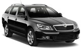 Skoda Car Hire at Madeira - Intl Airport - Funchal FNC, Portugal - RENTAL24H