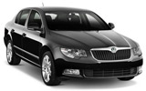 Skoda Car Hire at Tel Aviv Airport Ben Gurion TLV, Israel - RENTAL24H