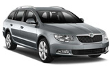 Skoda Car Hire at Sogndal Airport SOG, Norway - RENTAL24H