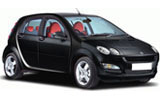 Smart Car Hire at Athens Airport - Eleftherios Venizelos ATH, Greece - RENTAL24H