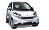 Smart Car Hire at Frankfurt - International Airport FRA, Germany - RENTAL24H