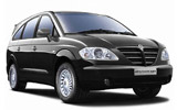 SsangYong Car Hire at Malaga Airport AGP, Spain - RENTAL24H