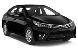Toyota Car Hire at Jacksonville Int Airport (florida) JAX, United States - RENTAL24H