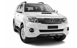 Toyota Car Hire at Cape Town Airport CPT, South Africa - RENTAL24H