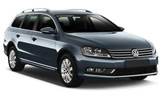 Volkswagen Car Hire at Sogndal Airport SOG, Norway - RENTAL24H