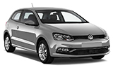 Volkswagen Car Hire at Malaga Airport AGP, Spain - RENTAL24H