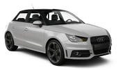 EUROPCAR Car hire Waren Economy car - Audi A1