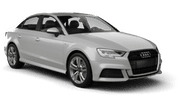 INTERRENT Car hire Belgrade - Airport Compact car - Audi A3