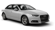 SIXT Car hire Riga - Airport Standard car - Audi A4
