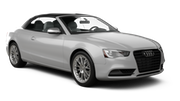 SILVERCAR Car hire Orlando - Airport Convertible car - Audi A4 Convertible