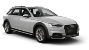 SIXT Car hire Waren Standard car - Audi A4 Estate