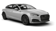 AVIS Car hire Kristiansand Luxury car - Audi A5