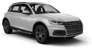 AVIS Car hire Svolvaer Suv car - Audi Q5